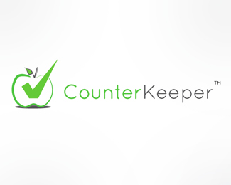 Counter Keeper Logo Design