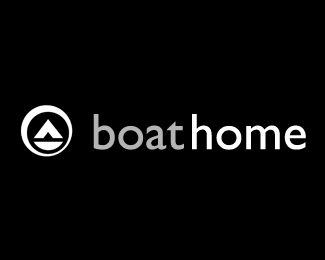 Boat Home Logo Design