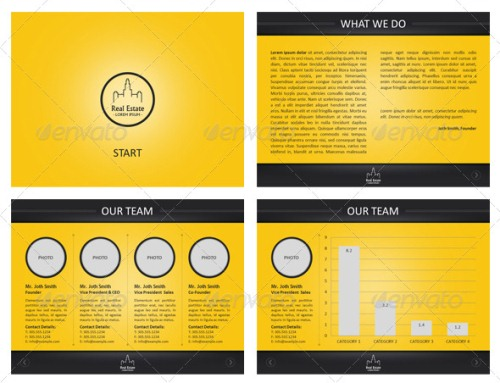 20 best business powerpoint presentation templates, Presentation templates