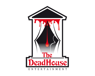 Dead House Logo Design