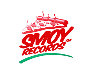 Smoy Records Logo Design