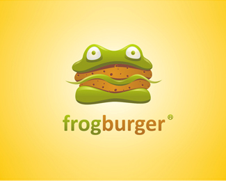 20 Visually Enticing Ideas of Burger Logo Design