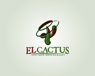 20 Cactus Logo Design Examples for Inspirations