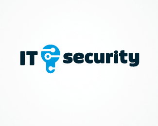 IT Security Logo Design