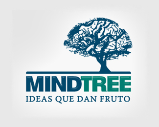 Mind Tree Logo Design