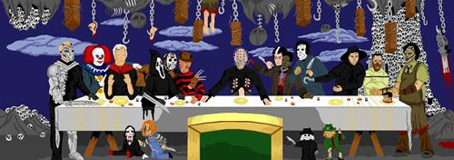 Pure Evil's Last Supper