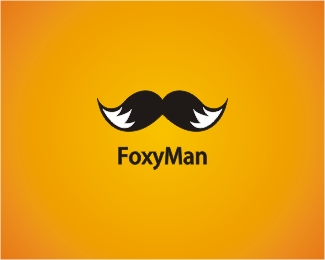 Foxy Man Logo Design