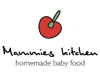 Mammies Kitchen Logo Design