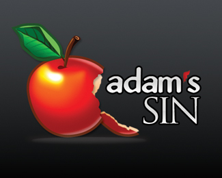 Adam's Sin Logo Design