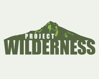 Project Wilderness Logo Design