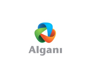 Algani 3D Logo Design
