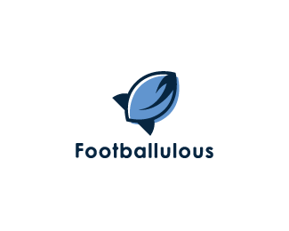 Footballulous Logo Design