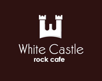 White Castle Logo Design