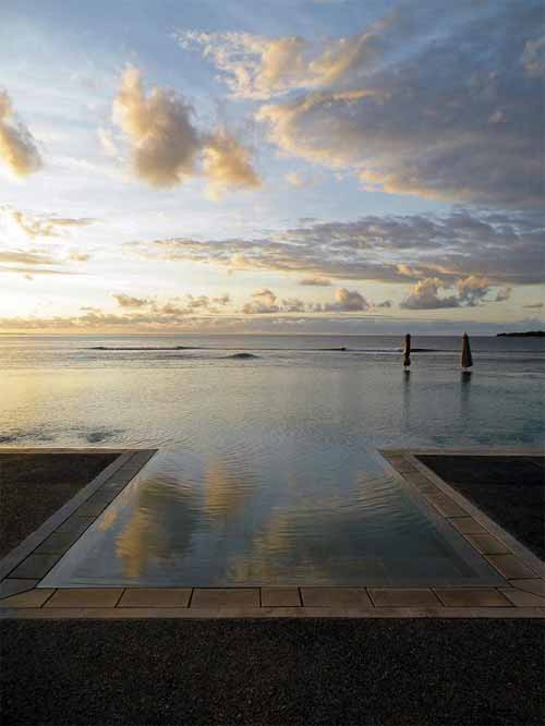 InterContinental Fiji Resort - Infinity Pool