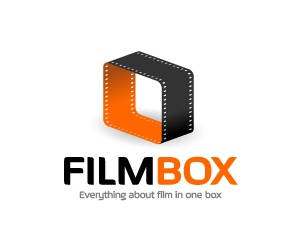 Film Box Logo Design