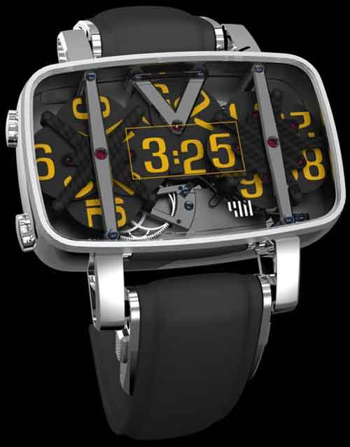 4N MVT01/D01/42 Wrist Watch Designs