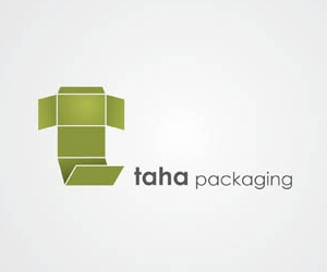 Taha Packaging Logo Design