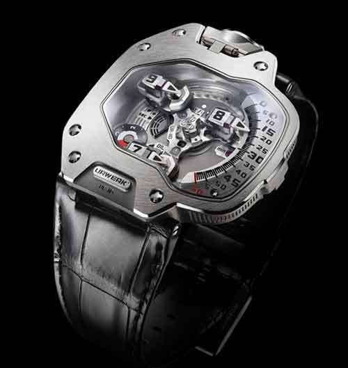 Urwerk UR110 Timepiece - High Tech Wrist Watches