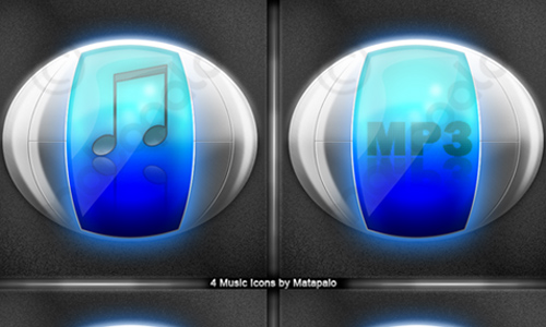 Free Music Icon Pack