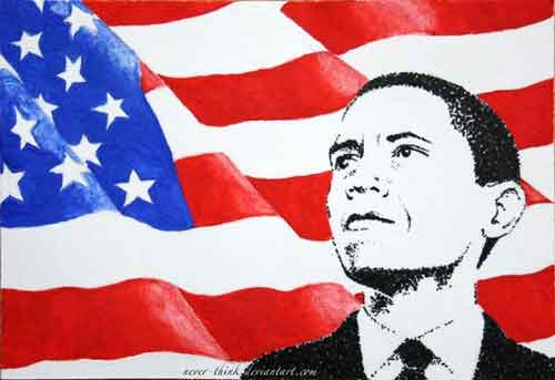Barack Obama Artwork