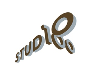 Studio 100 3D Logo Design