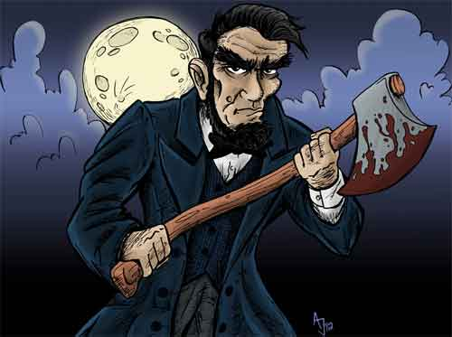 Abraham Lincoln: Vampire Hunter ver.2 Color