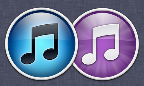 Free Music Icons: iTunes 10