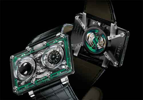 MB&F HM2 SV Final Edition Watch