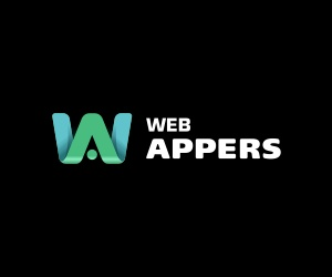 Web Appers Logo Design