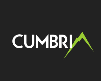 Visit Cumbria Logo Design