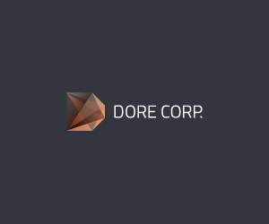 Dore Corporation Logo Design