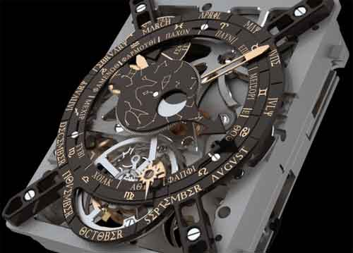 Hublot Antikythera Caliber 2033-CH01 Watch