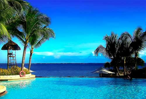 30 flabbergasting examples of infinity pool design ideas for Pool design philippines