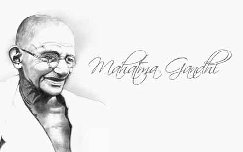 Mahatma Gandhi Wallpaper 2