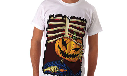 20+ Well-Executed Ideas for Halloween T-Shirt Designs