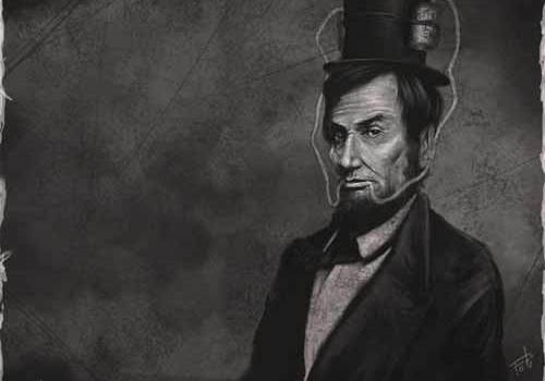 Tribute: 25 Abraham Lincoln Artwork Illustrations