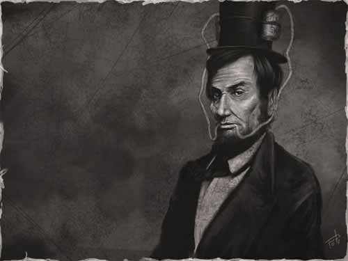 The Lincoln Wallpaper