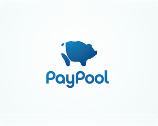 PayPool Logo Design