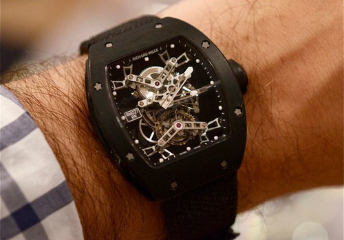30 High-Tech Wrist Watch Designs for Men and Women