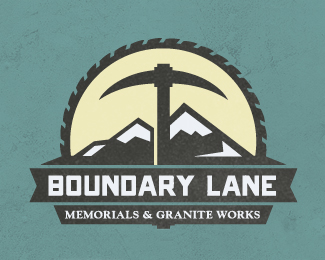 Boundary Lane Logo Design
