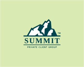 Summit PCG Logo Design