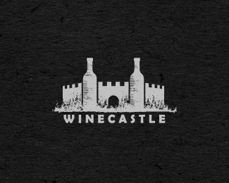 35 Great Citadel and Castle Logo Design for Royalty