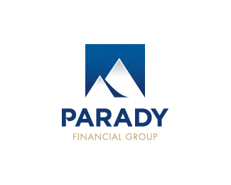 Parady Financial Group Logo Design
