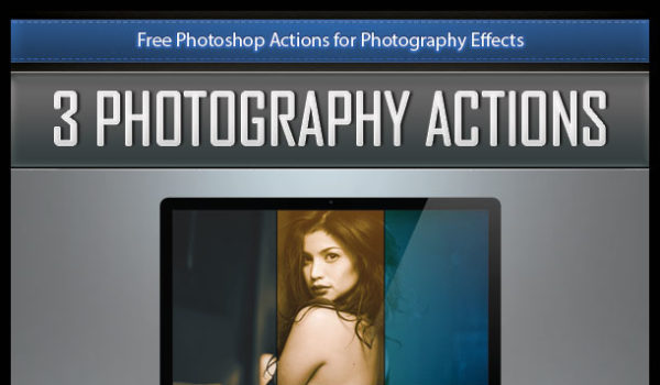 Free Photoshop Actions for Photography Effects
