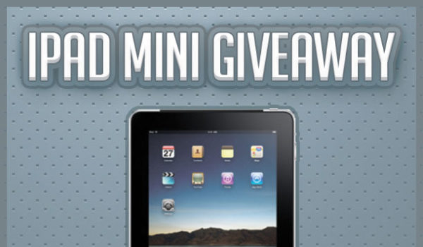 Halloween Giveaway: Apple iPad Mini 32GB