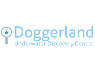 Magnifying Glass Logo Design: Doggerland