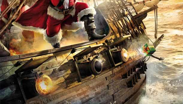Movie Posters Turned into Epic Christmas Advertisements