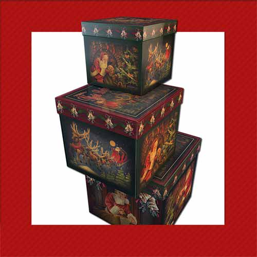 GIFT BOX Christmas Decoration
