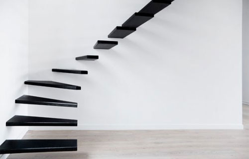 Floating Staircase Designs