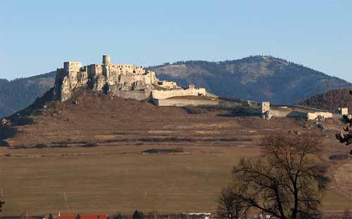 Medieval Castle Designs: Spiš Castle